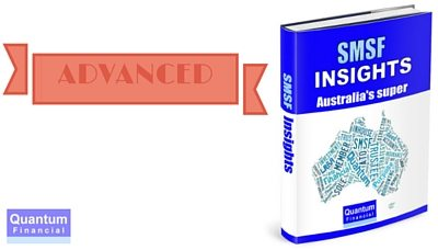 Independent financial advice Self Managed Super Fund