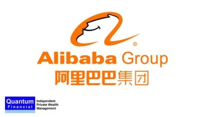 Note the name Alibaba