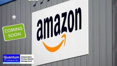 Amazon is coming