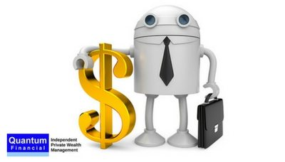 Robo-advice The great financial disruption is coming 400x228