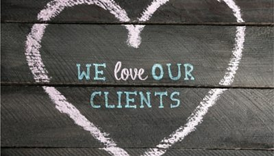 Wonderful financial planning clients