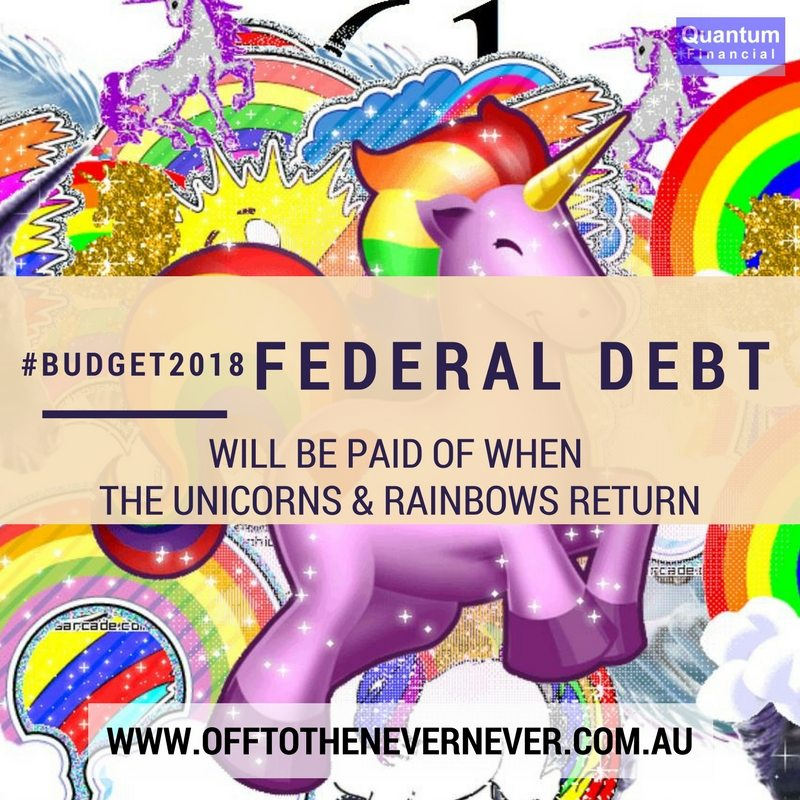 Federal Budget 2018 Quantum Financial Analysis